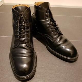 アルフレッドサージェント(Alfred Sargent)のアルフレッドサージェント ブーツ 黒 7 1/2(ブーツ)
