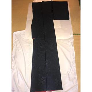 フリフ(ふりふ)の高級呉服 大島紬 訪問着 美品 希少品(着物)