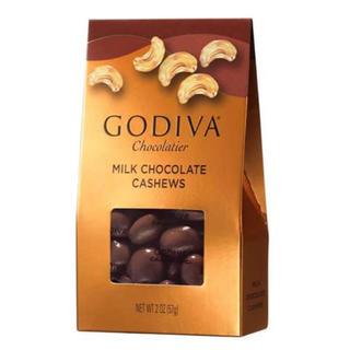 チョコレート(chocolate)のゴディバ ミルクチョコレートカシュー(菓子/デザート)