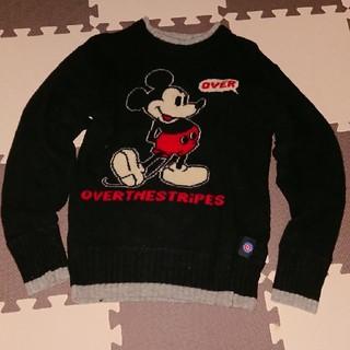 オーバーザストライプス(OVER THE STRIPES)のミッキーセーター   (ニット/セーター)