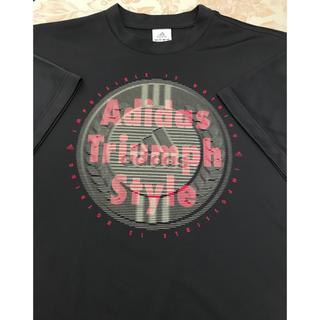 アディダス(adidas)の未使用!アディダス 半袖 Tシャツ(その他)