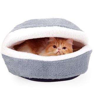 猫ベッド ペット用ベッド 子犬 猫用 ペットハウス(かご/ケージ)