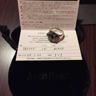 ジャスティンデイビス(Justin Davis)のフューチャーホイールリング(リング(指輪))