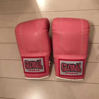 グローバル(GLOBAL)のキックボクシング グローブ(ボクシング)