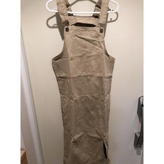 エンビールック(ENVYLOOK)のサロペットスカート(サロペット/オーバーオール)