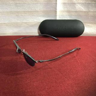 フォーナインズ(999.9)の999.9 フォーナインズ サングラス 正規品(サングラス/メガネ)