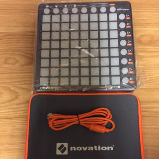 Novation / Launch Pad S(MIDIコントローラー)