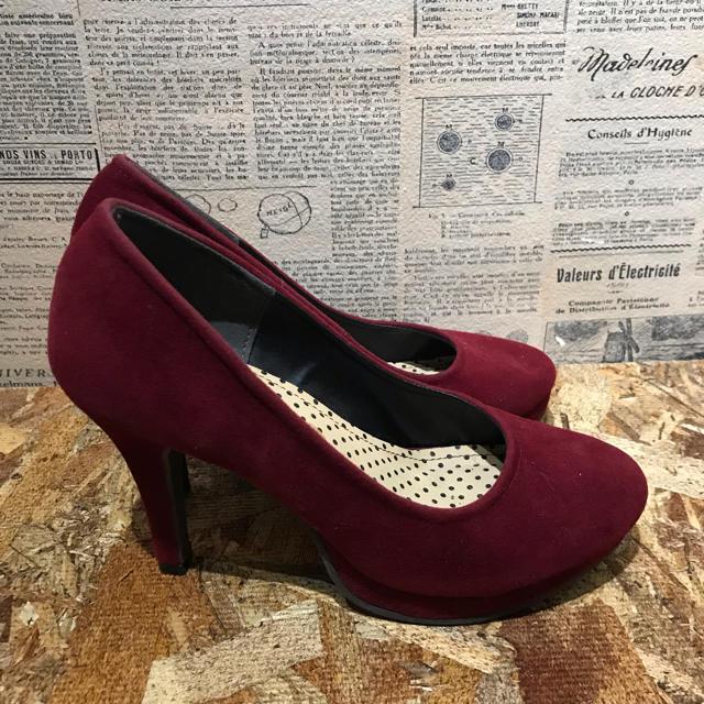 COLZA(コルザ)のCOLZA コルサ パンプス ハイヒール サイズS レディースの靴/シューズ(ハイヒール/パンプス)の商品写真