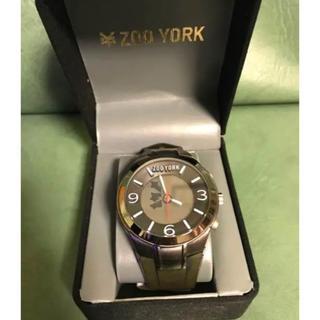 ズーヨーク(ZOO YORK)の腕時計 ZOO YORK(腕時計(アナログ))