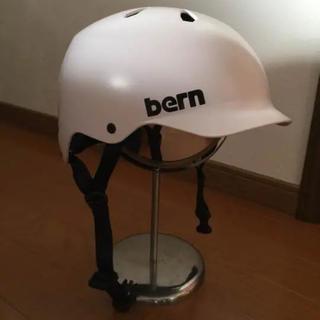 バートン(BURTON)のバーン bern ヘルメット(ウエア/装備)