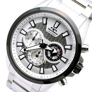 テクノス 腕時計 メンズ TSM616TS クロノグラフ ブランド 時計