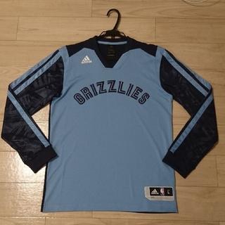 アディダス(adidas)の[ぺかちゅうさま専用]NBA グリズリーズ ロングTシャツ(バスケットボール)