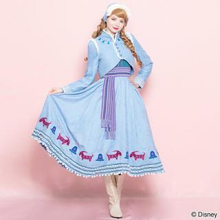 シークレットハニー(Secret Honey)のシークレットハニー アナと雪の女王 アドベンチャーアナ ドレス(衣装)