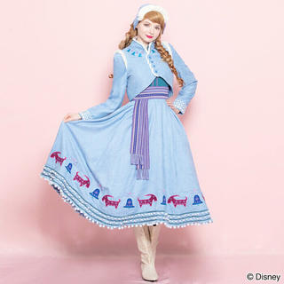 Secret Honey - シークレットハニー アナと雪の女王 アドベンチャーアナ ドレス