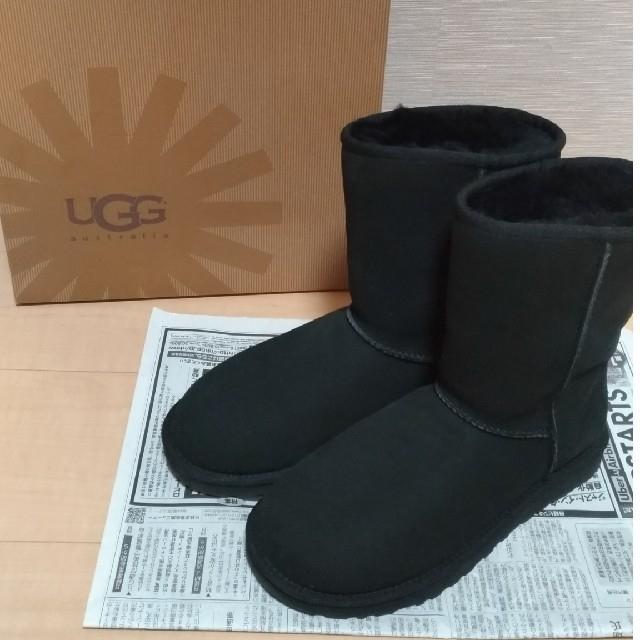 UGG(アグ)のUGG CLASSIC SHORT II アグ クラシックショート ムートン レディースの靴/シューズ(ブーツ)の商品写真