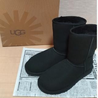 アグ(UGG)のUGG CLASSIC SHORT II アグ クラシックショート ムートン(ブーツ)