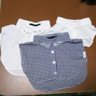 つけ襟3枚セット(つけ襟)