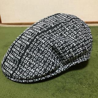 カンゴール(KANGOL)のKANGOL ハンチング ロゴ (ハンチング/ベレー帽)