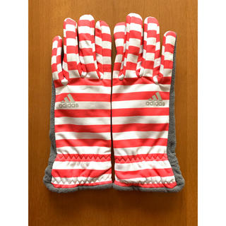 アディダス(adidas)のアディダス グローブ タッチパネル対応 手袋(手袋)