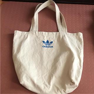 アディダス(adidas)の★美品★  非売品 アディダスオリジナルス♡トートバッグ(トートバッグ)