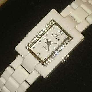テクノス(TECHNOS)の【中古】TECHNOS テクノス レディース腕時計(腕時計)