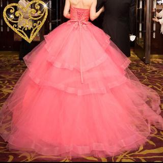 ヴェラウォン(Vera Wang)のカラードレス 9号 YNS wedding(ウェディングドレス)