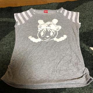 インナープレス(INNER PRESS)のインナープレスタオル地ティシャツ160センチ。(Tシャツ/カットソー)
