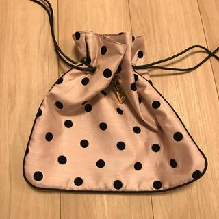 ドゥロワー(Drawer)のcharmant sac / シャルマントサック 美品巾着 バッグ(ショルダーバッグ)