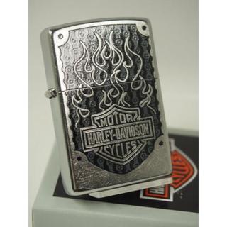 ジッポー(ZIPPO)のZippo ハーレー Harley ロゴ /#207 クローム 29157(タバコグッズ)
