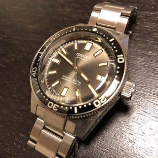 セイコー(SEIKO)のセイコはん様専用 プロスペックス ファーストダイバー復刻 SBDX019(腕時計(アナログ))
