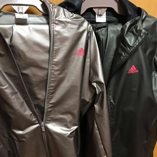 アディダス(adidas)のアディダス サウナスーツ 2セット LL(エクササイズ用品)