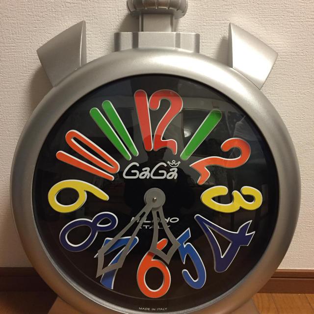 the latest 455ca 47a17 ガガミラノ 壁掛け時計 | フリマアプリ ラクマ