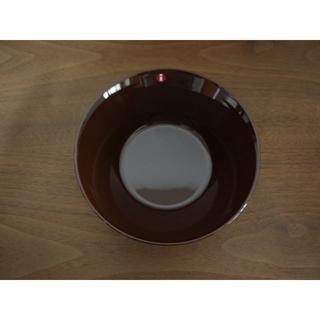 イッタラ(iittala)のイッタラ ティーマ ブラウン ボウル 15㎝ 新品   (食器)