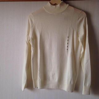 ムジルシリョウヒン(MUJI (無印良品))の無印良品 洗える ハイネック セーター チクチクしない(ニット/セーター)