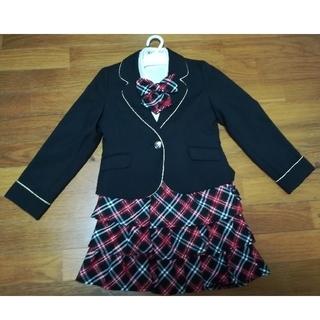 シマムラ(しまむら)のしまむら 4点セット・スカートスーツ130A(セット/コーデ)