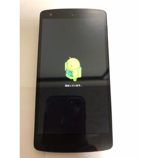 nexus5 SIMフリー(スマートフォン本体)