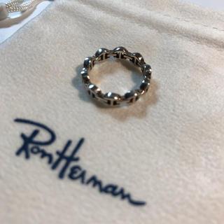 ロンハーマン(Ron Herman)のホーセンブース リング 美品(リング(指輪))