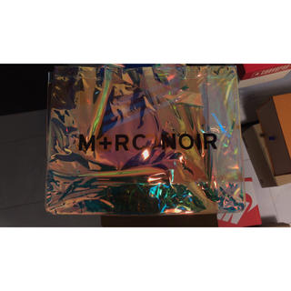 シュプリーム(Supreme)のM+RC NOIR  ノベルティバッグです。(エコバッグ)