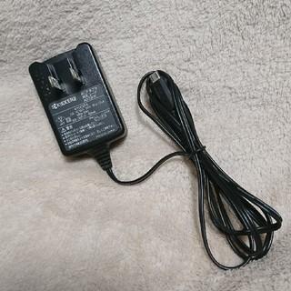 キョウセラ(京セラ)のmicroUSB 充電器 (スマホ充電器)(バッテリー/充電器)