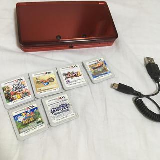 3DS ソフト 充電器セット
