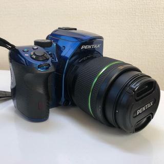 ペンタックス(PENTAX)のPENTAX K-30+標準レンズセット(デジタル一眼)