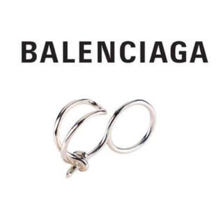 バレンシアガ(Balenciaga)の【確実正規品】【新品】Balenciaga リング 10号 ユニセックス(リング(指輪))