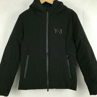 ヨウジヤマモト(Yohji Yamamoto)のY-3 yohji yamamoto adidas ダウンジャケット(ダウンジャケット)