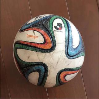アディダス(adidas)のサッカーボール 5号球 公式球 ブラズーカ(ボール)