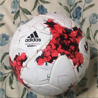 アディダス(adidas)のサッカーボール 5号球 公式球 クラサバ(ボール)