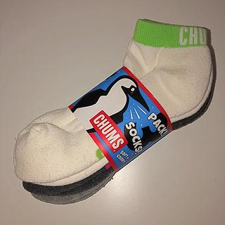 チャムス(CHUMS)のCHUMS 靴下(ソックス)