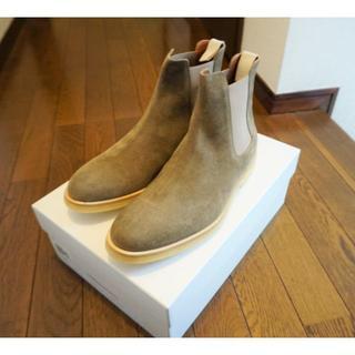 コモンプロジェクト(COMMON PROJECTS)の【ステラ様】COMMON PROJECTS チェルシーブーツ EU41.0(ブーツ)