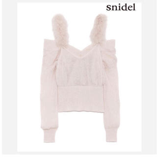 スナイデル(snidel)の♡SNIDEL キャミ&ニット♡(アンサンブル)