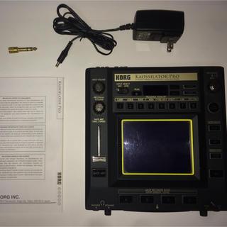 コルグ(KORG)のKORG KAOSSILATOR PRO(MIDIコントローラー)