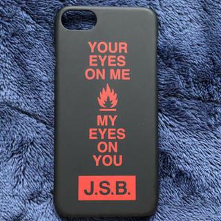 サンダイメジェイソウルブラザーズ(三代目 J Soul Brothers)のJSB iPhoneケース(iPhoneケース)